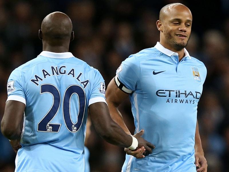 Mendy, Danilo & Walker must try and emulate 'leader' Zabaleta at Man City, says Kompany