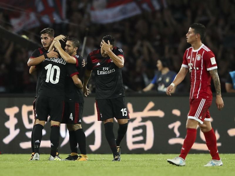 Court succès de Milan en Roumanie pour son entrée en Ligue Europa