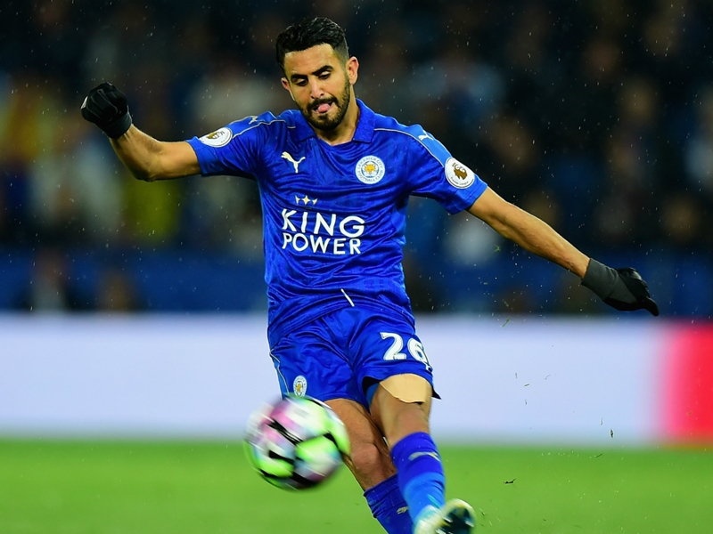 Mahrez would do great things