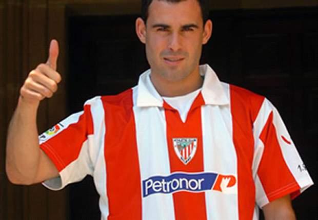 Iñigo Díaz de Cerio rescinde contrato con el Athletic Club de Bilbao y se marcha al Mirandés