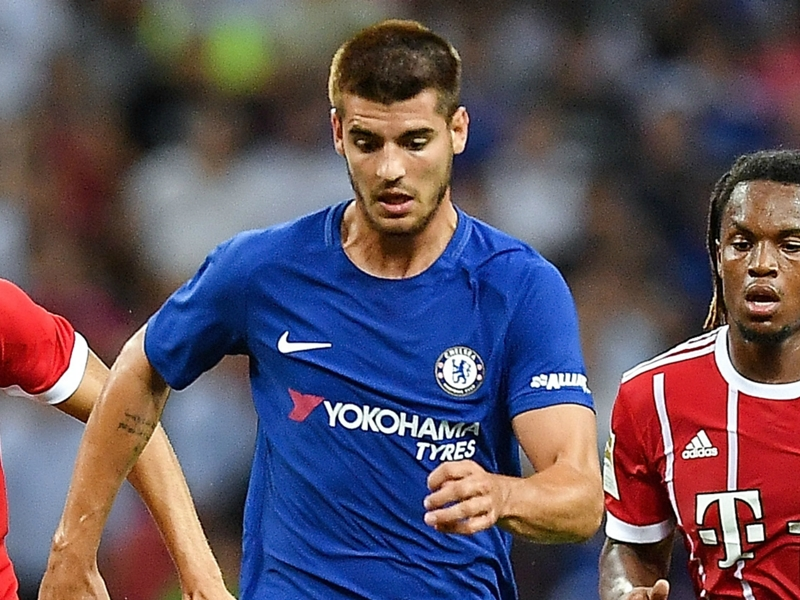 Batshuayi issues a warning to Morata but Chelsea's £70m man looks ready to take off