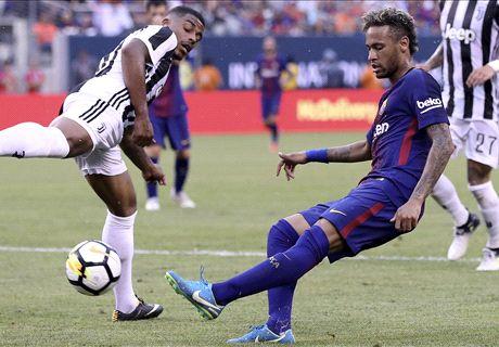 Neymar busca segurança
