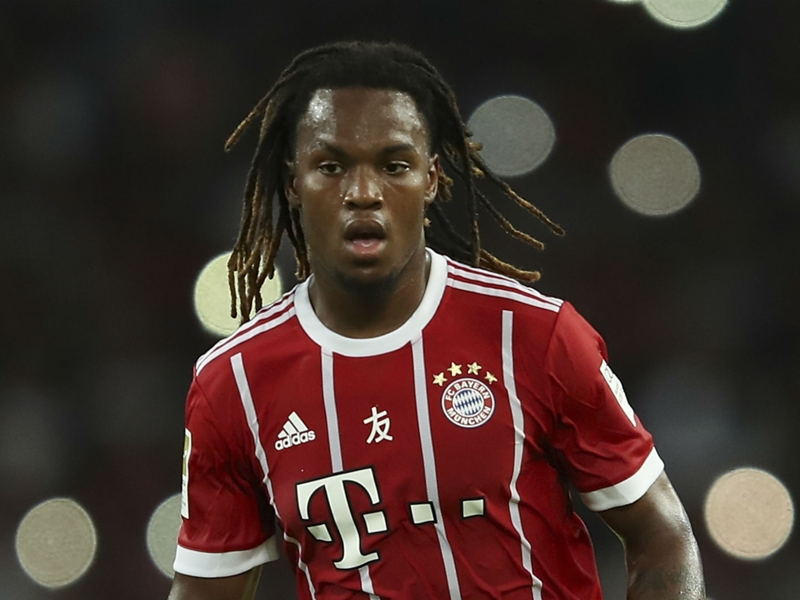 Sanches seeking to swap Munich for Milan