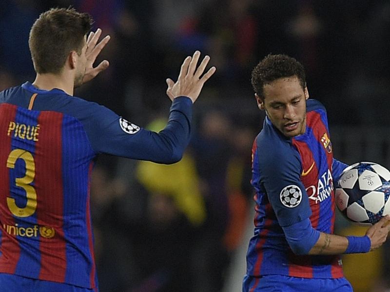 Caso Neymar. Liga espanhola