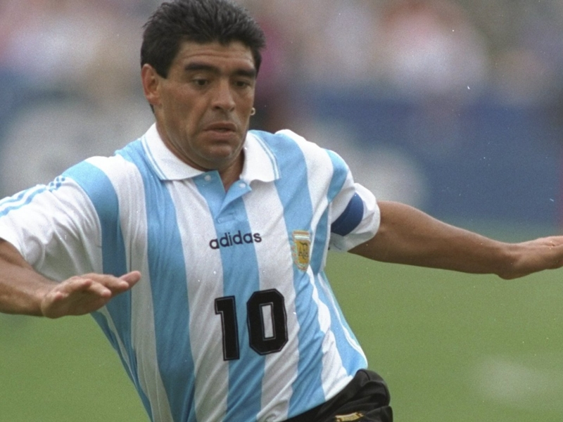 EA Sports reveals 95-rated Diego Maradona Icon card for FIFA 18