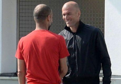 Zidane est-il le Guardiola du Real Madrid ?