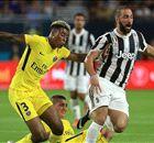 Juventus Bungkam PSG