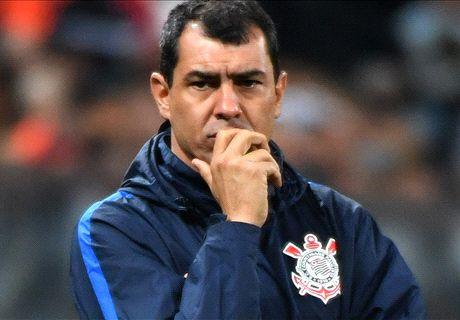 Carille avalia derrota para o Flamengo: