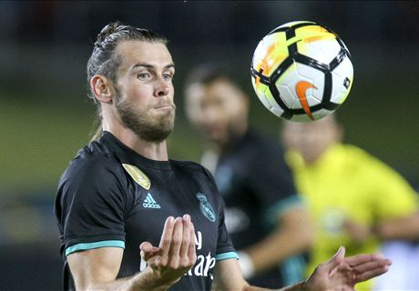 Bale agent rubbishes Madrid exit talk