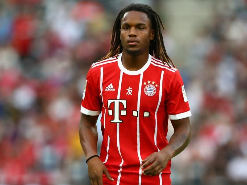 Bayern chief confirms Conte interest in Renato Sanches