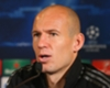 Robben speaks on Van Gaal, Mourinho