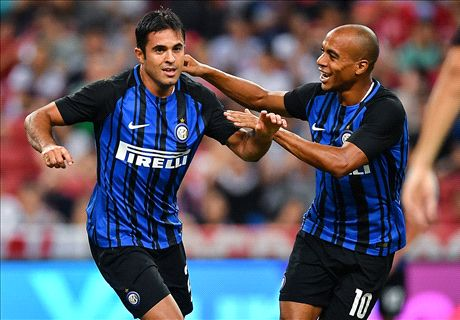 Eder double sees Inter past Bayern in ICC