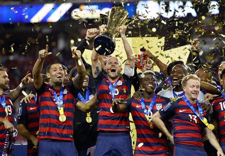 Veterans lead U.S. to sixth Gold Cup title
