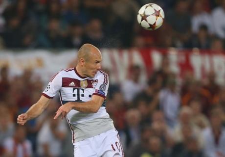 Robben heiß auf Dortmund-Spiel