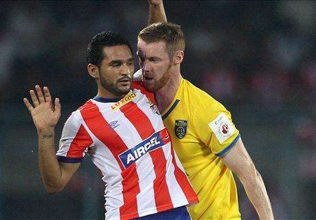 Combined XI: Kerala Blasters - Atletico de Kolkata