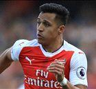 Alexis 'sick' as Arsenal return approaches