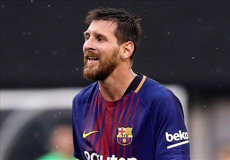 'Fichan' a Messi y trolean al Barcelona