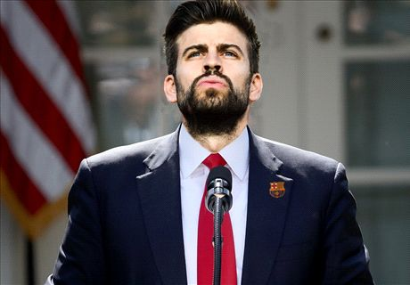 Pique for prez! The rise of Barca's politician