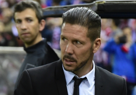 Simeone: It was a good day to lose