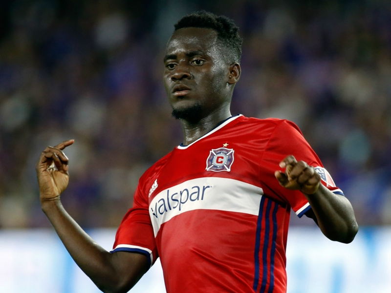 Philadelphia Union captain wants to 'cause damage' after Accam signing