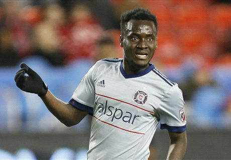 Chicago's Accam pushing for transfer