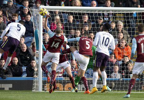 Player Ratings: Burnley 1-3 Everton