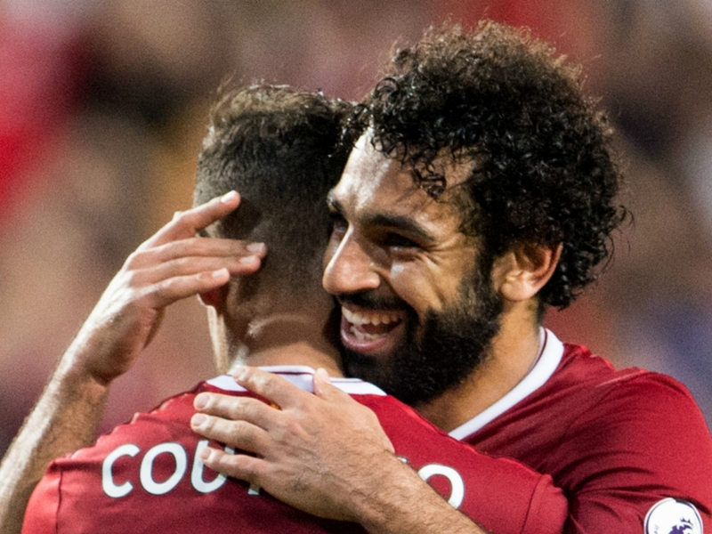 Liverpool se promène face au Hertha Berlin