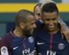 Monaco 1 Paris Saint-Germain 2: Dani Alves' dream debut secures Trophee des Champions