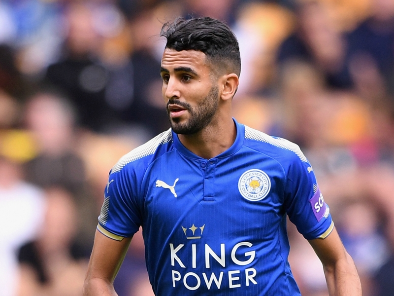Roma withdraw interest in Leicester City star Mahrez