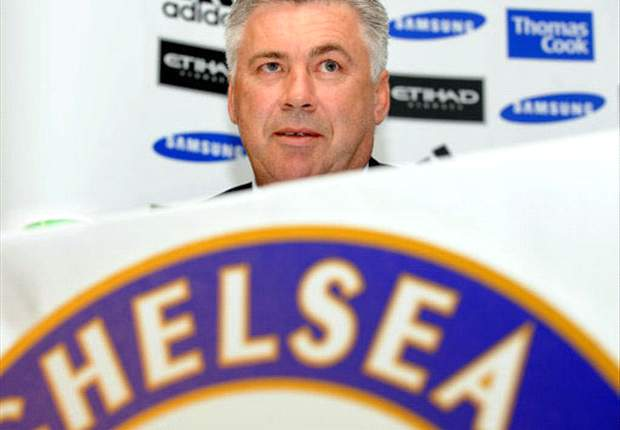 I Am Happy And Not Afraid At Chelsea - Carlo Ancelotti
