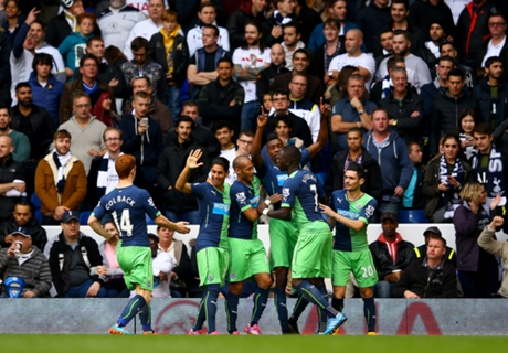 Tottenham 1-2 Newcastle: Spurs fall