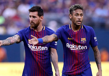 Messi and Neymar troll Pique over tweet