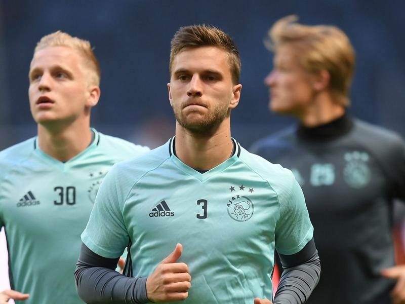 Tottenham target Veltman signs three-year extension at Ajax