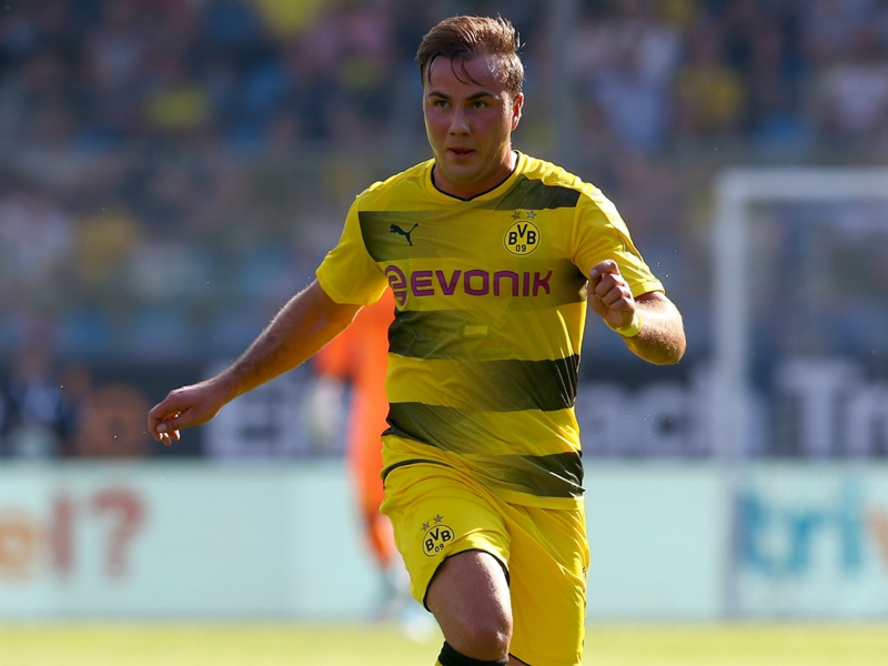 Hitzfeld: Gotze one of Germany's greatest ever