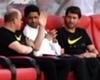 Antero Henrique, Nasser Al-Khelaifi, Maxwell - PSG