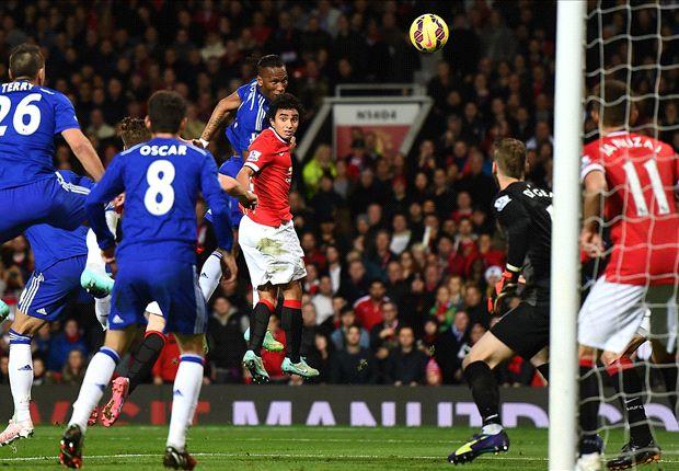 Manchester United 1-1 Chelsea: Robin Van Persie amarga la fiesta a José Mourinho