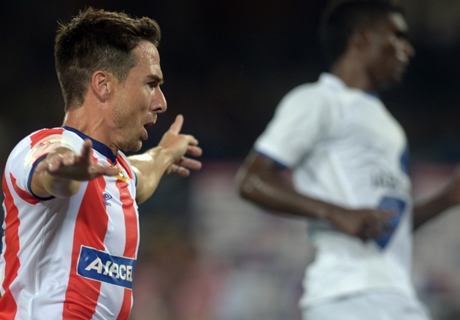 'Atletico not converting chances'