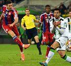 El Gladbach frenó al Bayern Munich