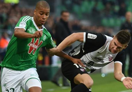 Résumé de match, Saint-Etienne-Metz (1-0)