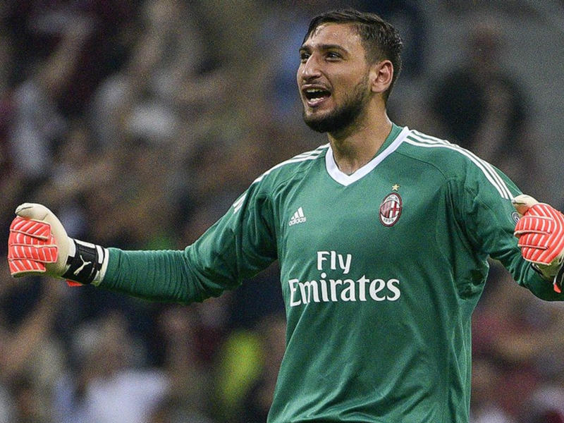 'It is as if nothing happened' - Donnarumma thanks Milan fans for warm reception on return