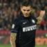 Mauro Icardi le dio la victoria a Inter de Milán con un gol de penal.