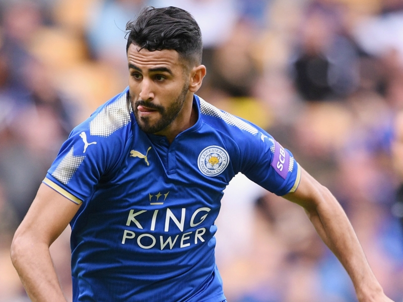 Mahrez released by Algeria to complete Leicester City exit