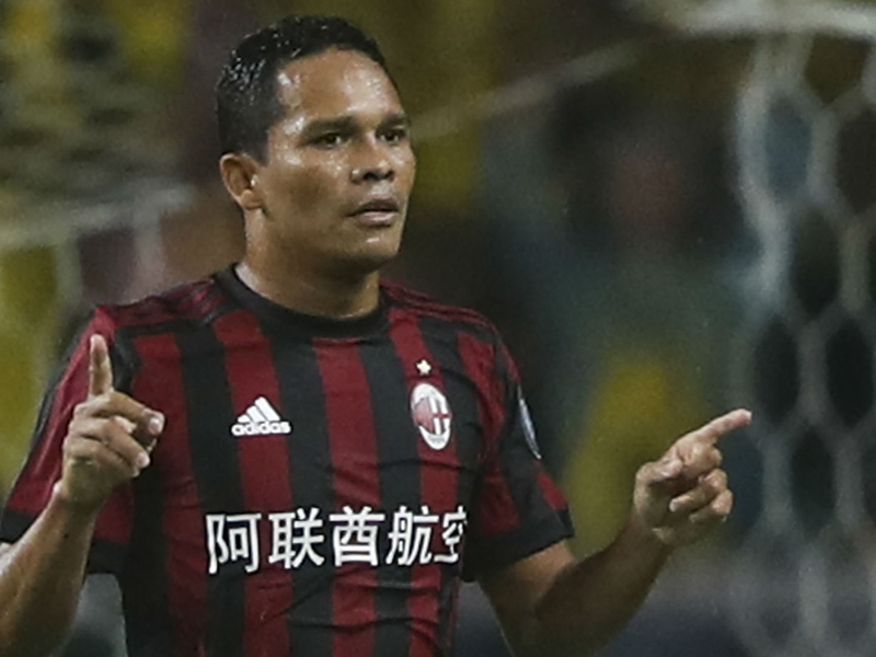 Bacca wants Sevilla return - agent