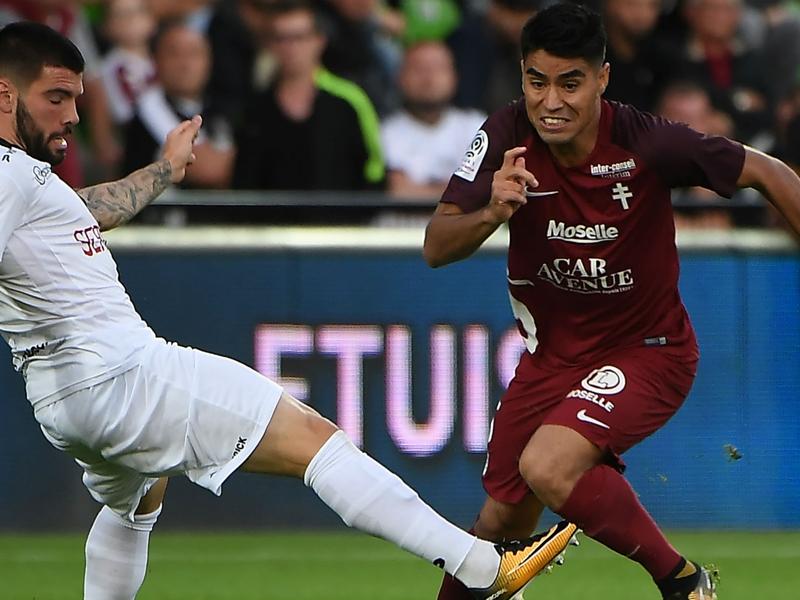 Metz-Guingamp (1-3), Guingamp renverse Metz