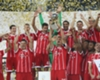 Bayern celebrate DFL-Supercup glory
