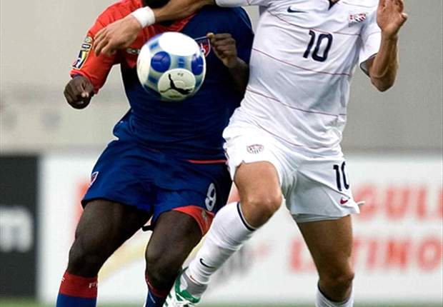 World Cup 2010: USA's Stuart Holden Plays For Two