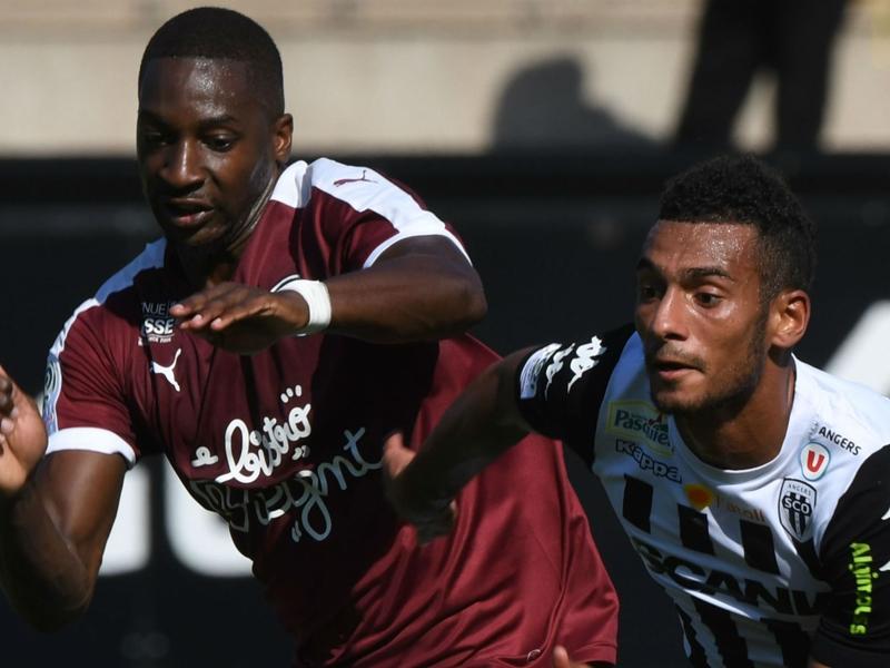 Angers-Bordeaux 2-2, Angers accroche le nul in extremis contre Bordeaux