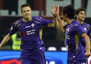 Ilicic in uscita dalla Fiorentina