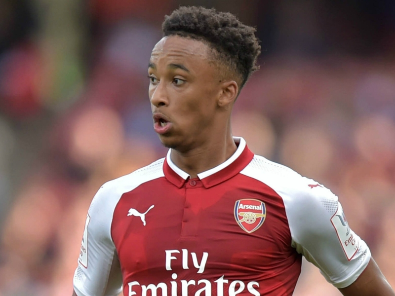 Arsenal youngster Cohen Bramall set for loan move
