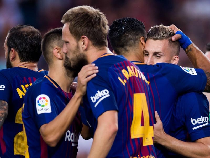 Le Barça déroule contre le Chapecoense